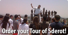 Order your Tour